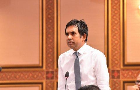 Aniyaverikan veriyakah dhekkeyne emme fulhakoh raees Solih dhakka: Saeed