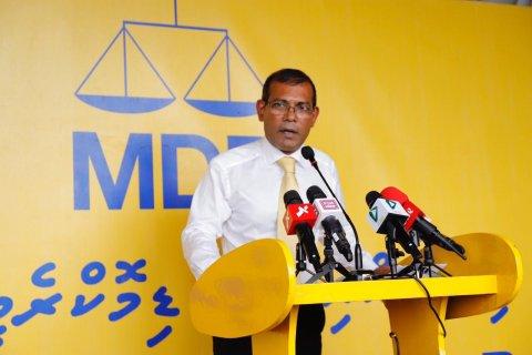 Inthihaabu kaamiyaabu kurevvi faraaithakah Raees Nasheed ge marhabaa