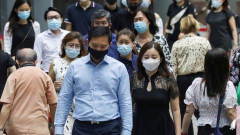 Dhuniyeyge aabaadhee ge emme bodu percent eh vaccine furihama kuree singapore in