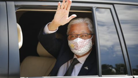 Malaysia ge aa bodu vazeerakah Ismail Sabri Yakob