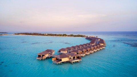 Marriott ge aa resort eh, Mifaahru Le meridian resort eh