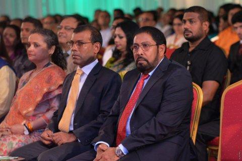 Boduvazeeru kamah Gasim rangalhu: Nasheed