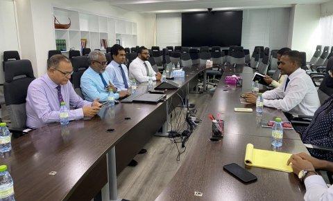 Raees Yameen ge shareeaiythakaa gulhey kanboduvunthah PG aa hissaa koffi