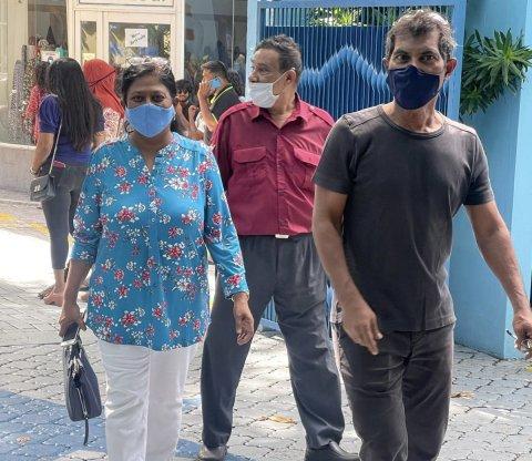 Akram balikoh Male' dhaairaa ge Male' raeeskamah Sifa hovijje