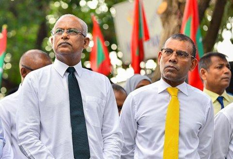 Inthihaabugai Nasheedge faction ah mivee kihineh?