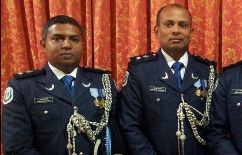 Court gai massala ovvai officerunnah fiyavalhu alhanee