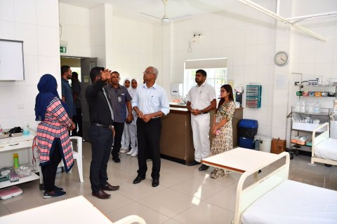 L. Gan regional hospital ge board ekulavaalaifi