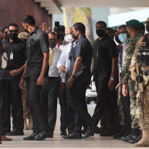 Raees Nasheed miadhu rayyithunnah bodu burakah vejje: Dr. Jameel