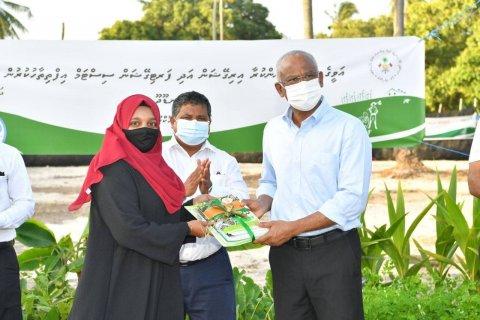 Food Security program Raees fattavai dhevvaifi